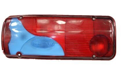 Combination MAN TGX Truck Tail Lamp Halogen Type OEM No 81252256544